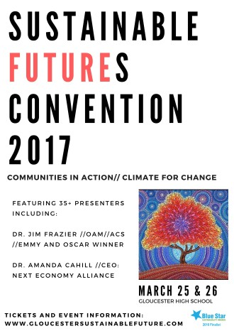 Sustainable Futures Convention 2017, 25-26 March Gloucester NSW