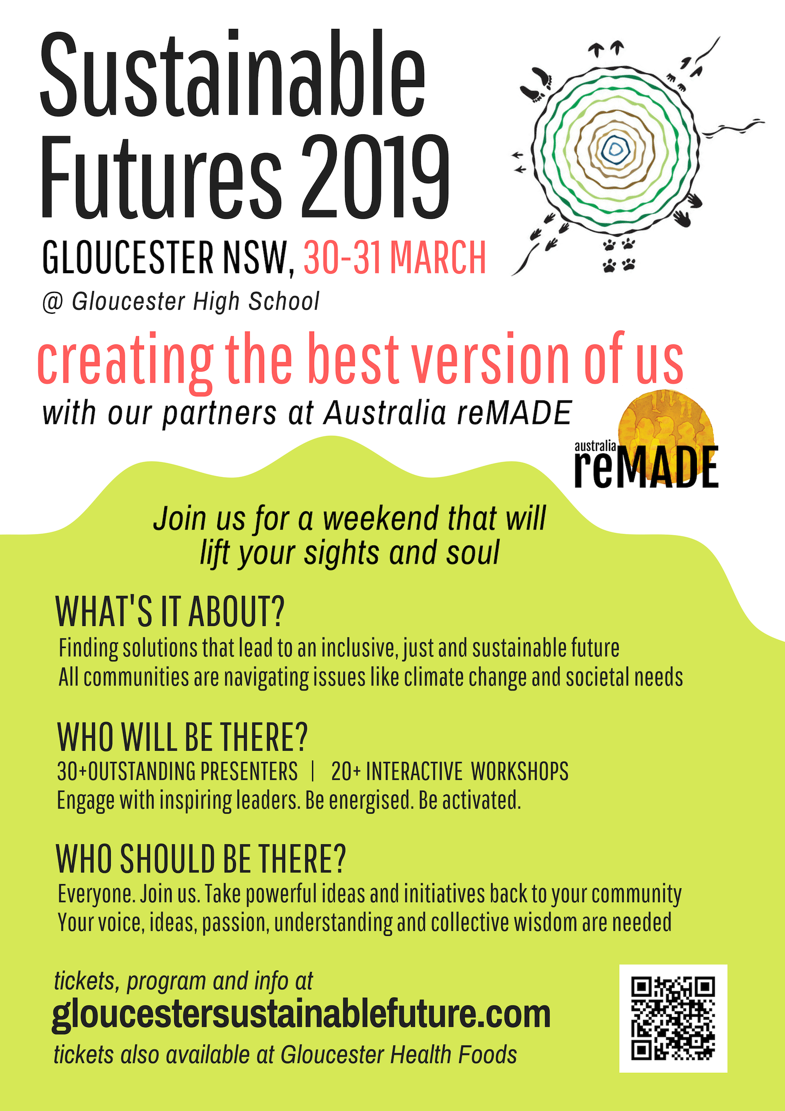 2019 sustainable futures convention \u0027creating the best version of